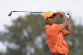SSP Chawrasia suffered a miserable run on the home stretch of the Rio Olympics. He conceded five strokes in four holes to drop to T50.