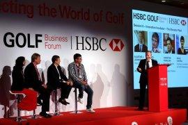 HSBC Golf Business Forum 2015