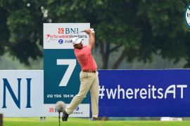 Gaganjeet Bhullar shot 66 in the first round of the Indonesian Masters