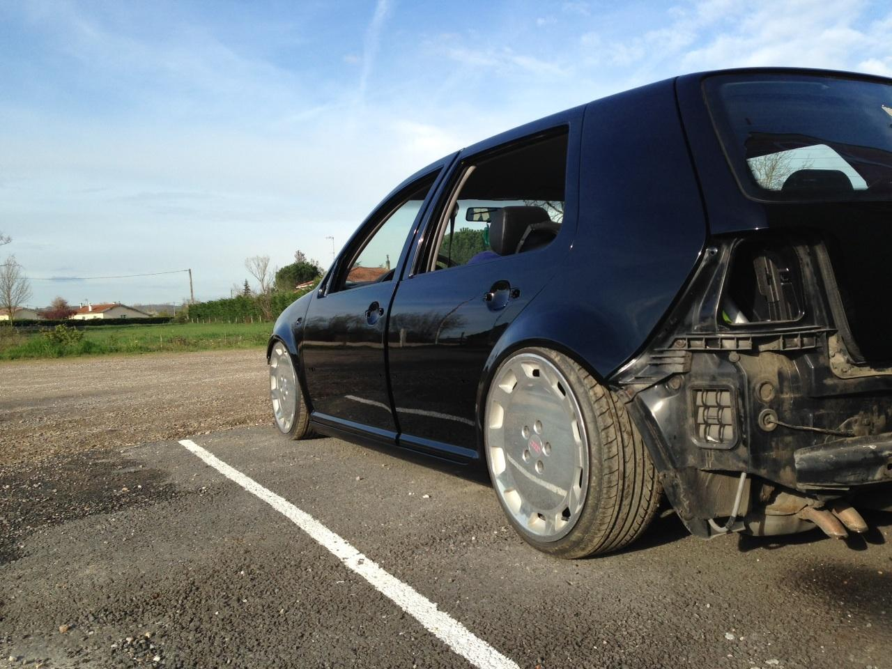 Garage Vw Toulouse Vw Golf Iv 1 6sr Basis 2000 Swap 1 8t Garage Des Golf