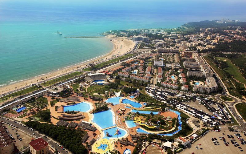 Costa Dorada Costa Dorada Golf Holidays Cambrils Golf Breaks Salou Golf