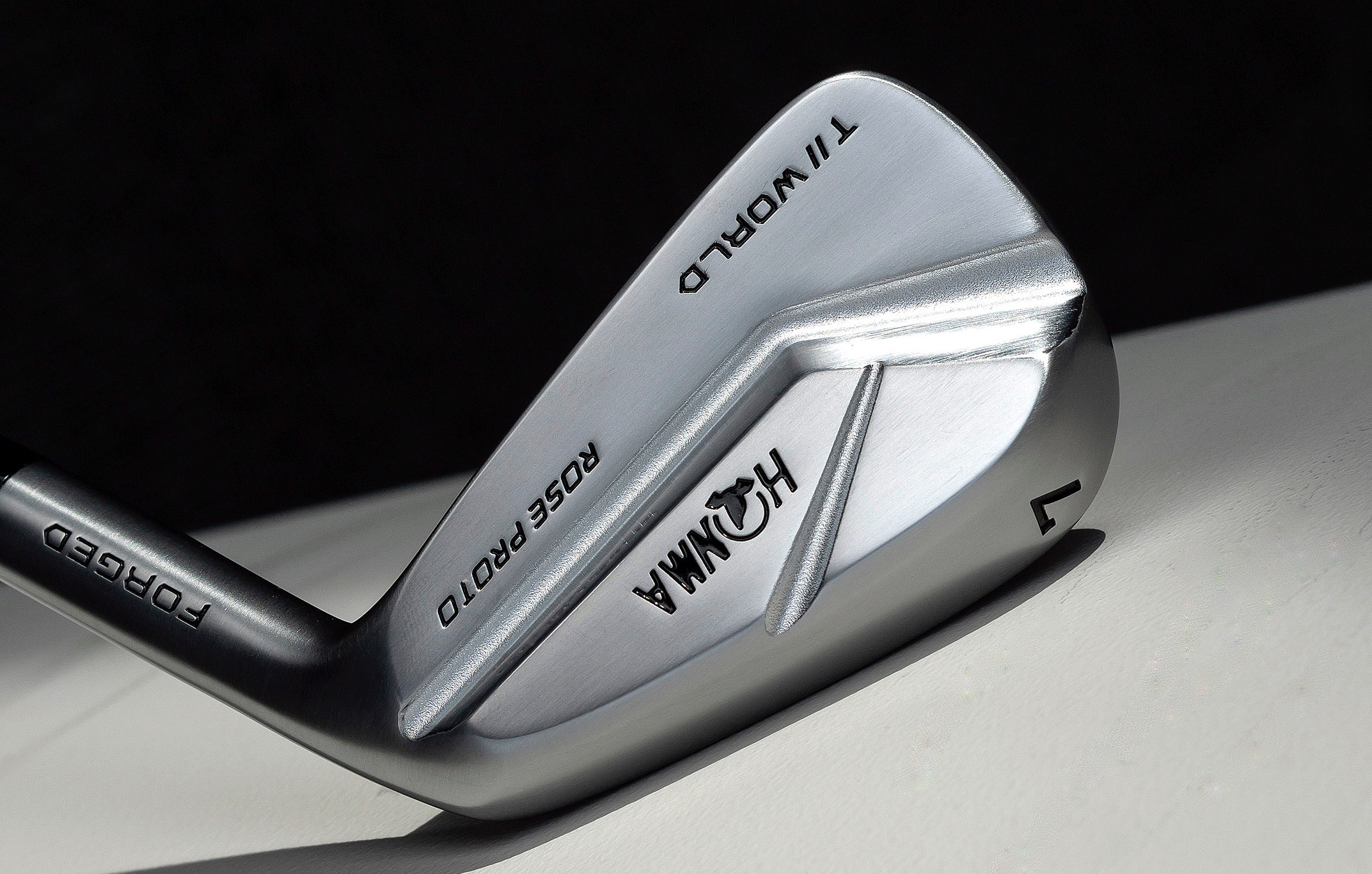 Mb So Honma T World 747 Rose Proto Mb Irons Are Coming To Retail Golfwrx