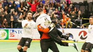 Arena soccer: Heat faces Cuse Silver Knights Jan 18th