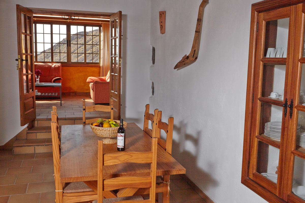 Wohnzimmer Cottage La Gomera Casa Amarilla Quaint Cottage Sea View Quiet Surroundings