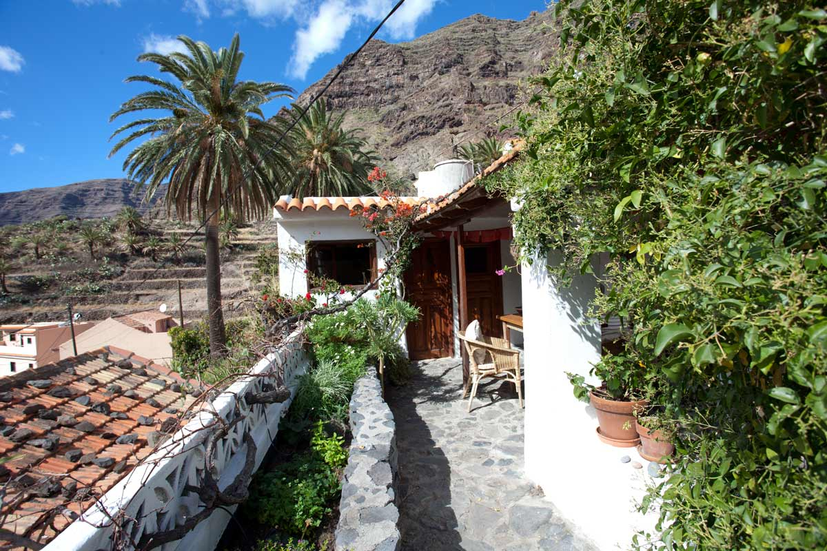 Ferienhaus Mit Pool La Gomera Holiday Home Valle Gran Rey Casa Tigot Cosy Place With A Nice View