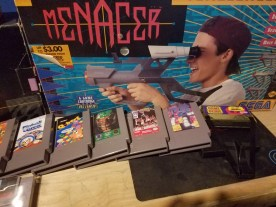 The Menacer & my first Game Genie