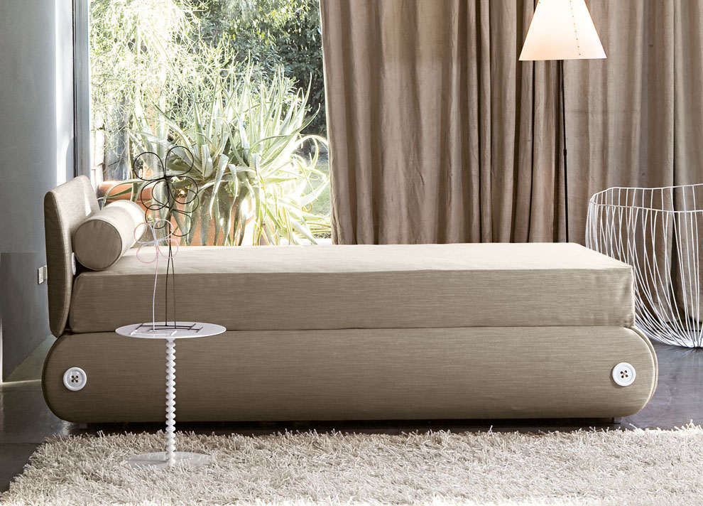 Modern Sofa With Removable Covers Stylish Singles - Beds That Is! - Go Modern Furniture