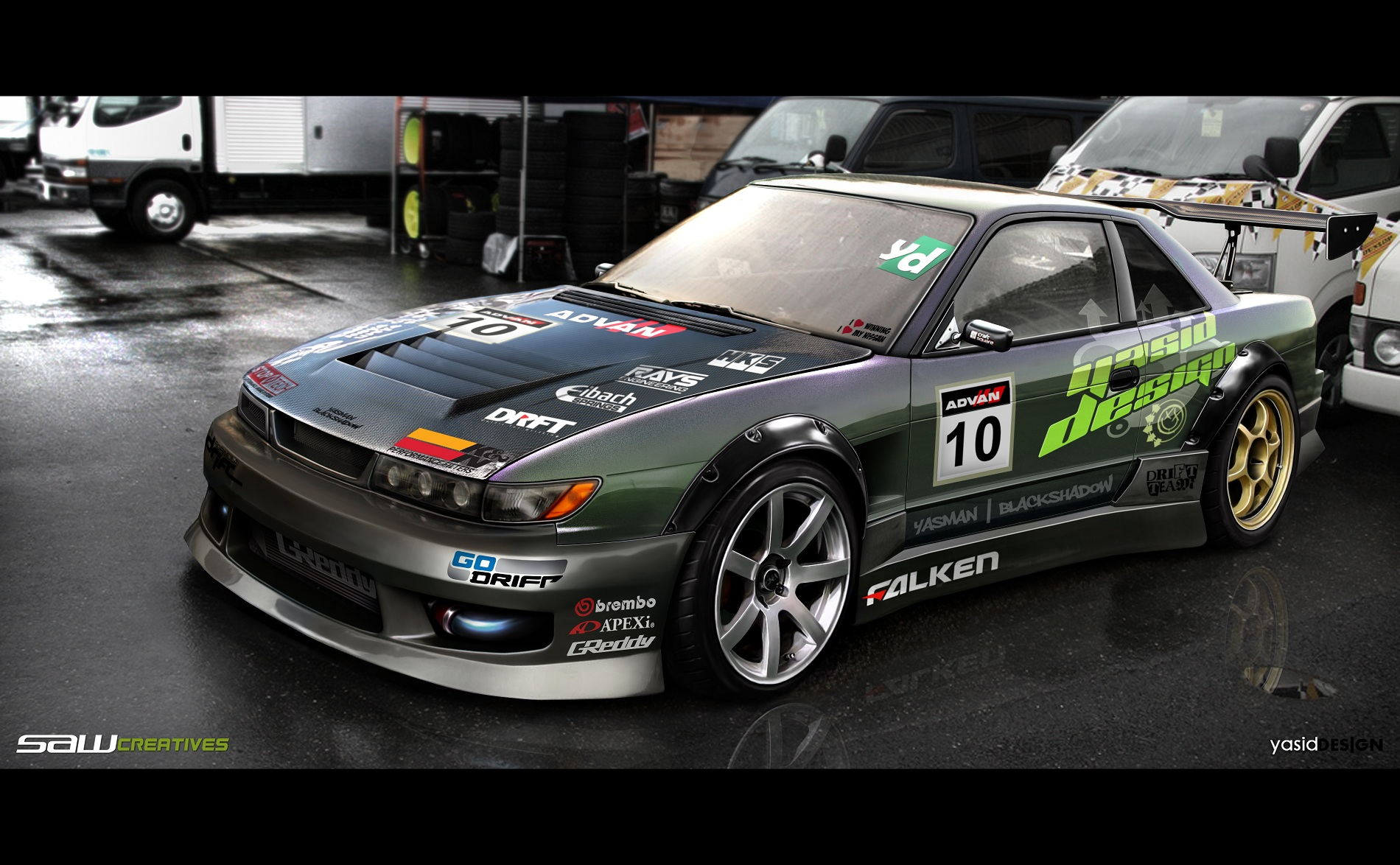 S13 Nissan Silvia S13 Picture 9 Reviews News Specs Buy Car