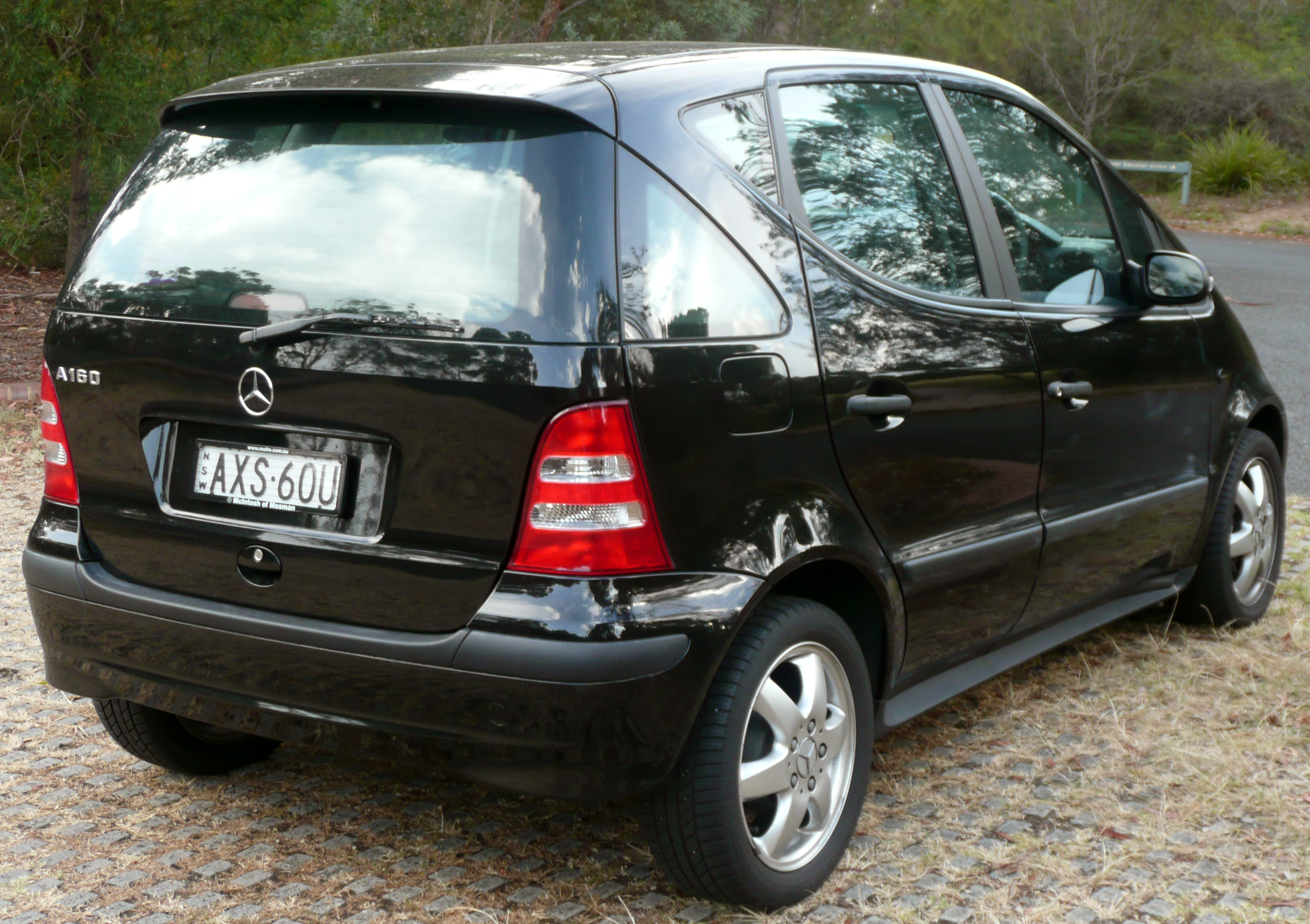 Mercedes A160 Mercedes Benz A160 Picture 9 Reviews News Specs Buy Car