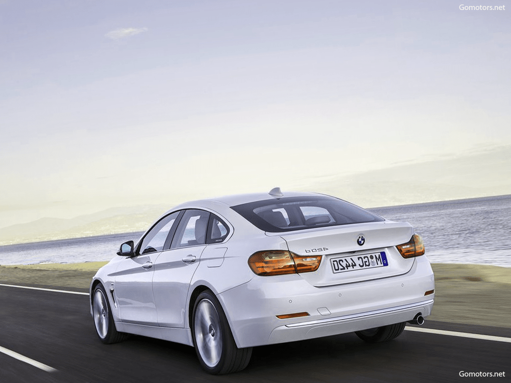 Bmw 4 Series Gran Coupe Dimensions 2015 Bmw 4 Series Gran Coupe Picture 12 Reviews News
