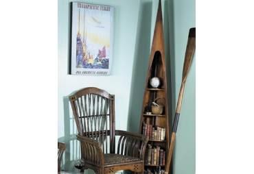 Authentic Man Of Eight Bookcase Gonautical