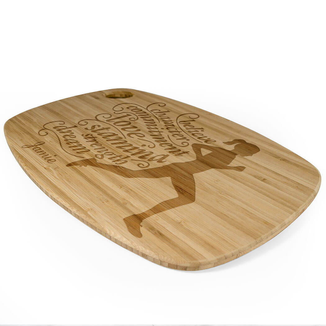 I Use This Cutting Board Periodically Rectangle Laser Engraved Bamboo Cutting Board Goneforarun