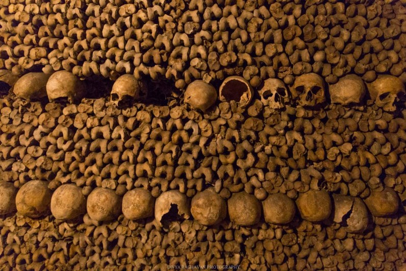 Catacombs de Paris, France || Paris in two days, a complete guide and itinerary to the city of lights in France.