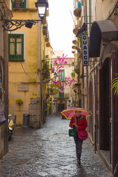 Salerno streets, Italy-2