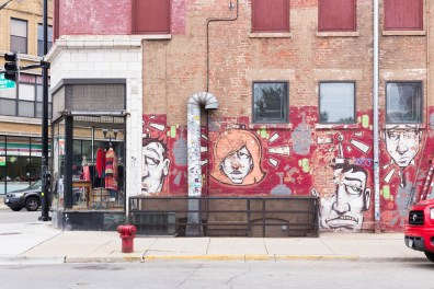 Street art, Chicago-1
