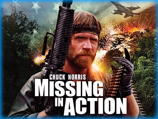 Missing in Action (1984) - Movie Review / Film Essay