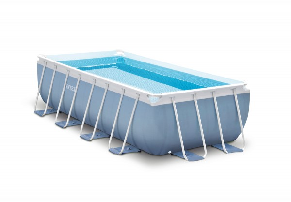 Abdeckplane Intex Pool 488 Intex Prism Frame Pool-set 488x244x107cm (26778gn
