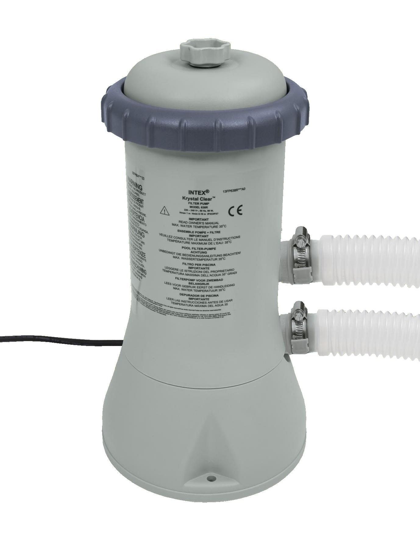 Intex Pool Filter Pumpe Kartuschen Ersatzfilter Salzwasseranlage