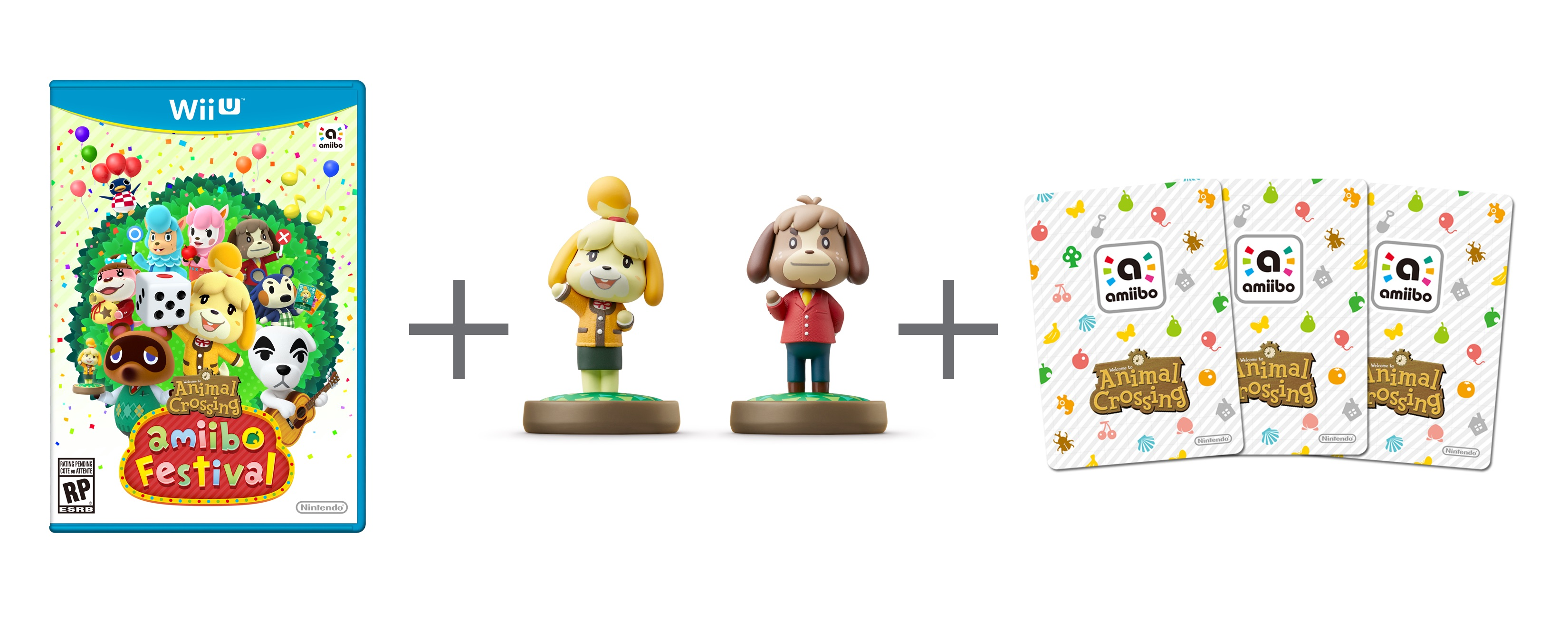 Amiibo Crossing Animal Crossing Amiibo Festival Isabelle And Digby Amiibo