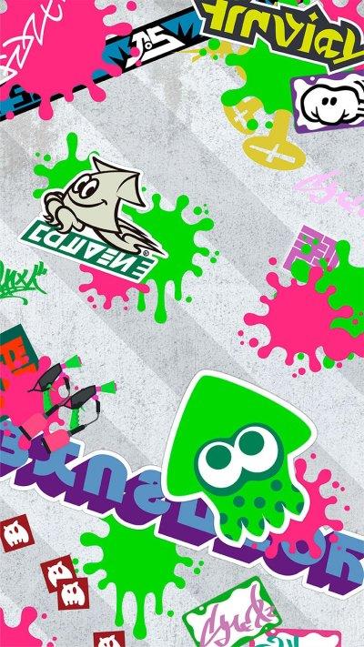 Nintendo releases Zelda: Breath of the Wild, Splatoon 2 mobile wallpapers | GoNintendo