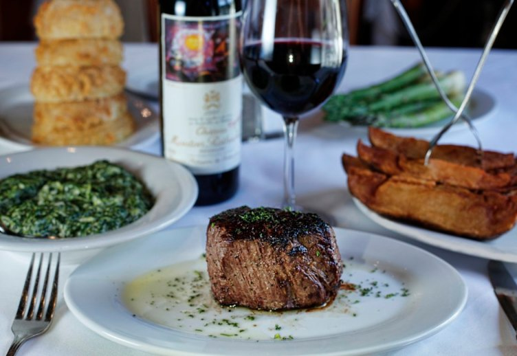 (A delicious Chophouse filet. Image provided by Amber Stewart).