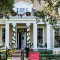 Explore the architecture of New Orleans in all its seasonal splendor with holiday home tours. (Photo courtesy Paul Broussard)