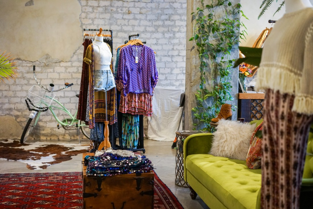 The interior of Stonefree is comfortable place to browse and shop, and it's exciting to see so many businesses, both established elsewhere in New Orleans (like Magasin Kitchen and Company Burger) and restaurant groups like the Besh Group with Willa Jean as well as new businesses like Stonefree take a chance on a completely new development of this scale and commit to reinvigorating a part of downtown New Orleans that hasn't seen the kind of growth that other parts have had over the past few years.