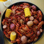 Boiled crawfish from Bevi Seafood Co. (Photo: Paul Broussard)
