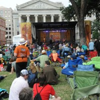 Crescent City Blues & BBQ Festival. (Photo: Cheryl Gerber)
