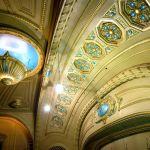 orpheum ceiling