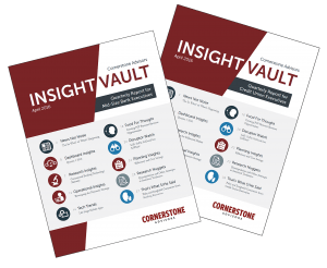 Cornerstone Advisors Insight Vault