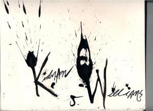 Kidman Williams Name-By Clayton Luce