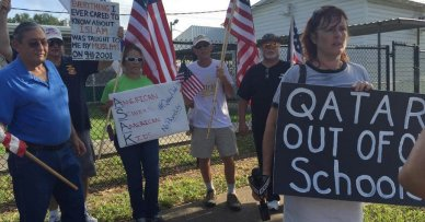 Protests in Houston