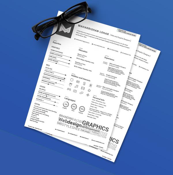 resume format for web designer - Onwebioinnovate