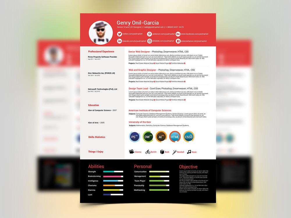 good resume design tutornowinfo - resume design templates