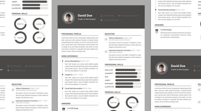 Free Resume Templates Archives - Page 5 of 10 - Good Resume - free elegant resume templates