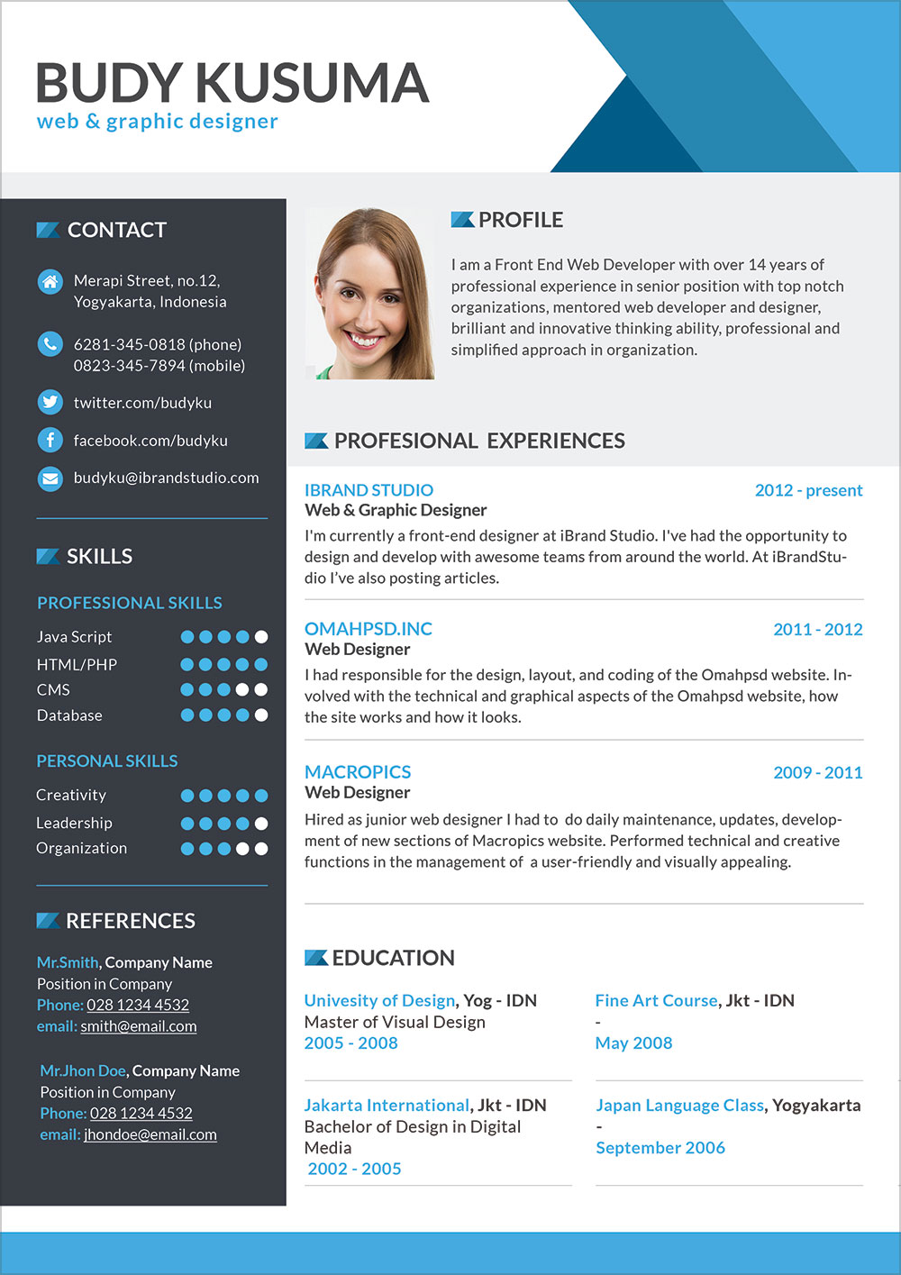 best software for resume