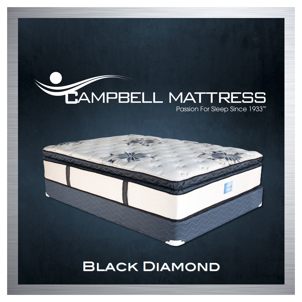 The Mattress Company Campbell Anniversary Special Edition