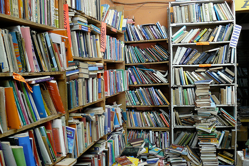The Mystery of Book Sales, Explained
