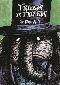Friends Is Friends by Greg Cook | Graphic Novel Review