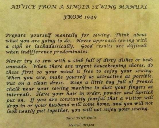 Sewing Tip from Singer