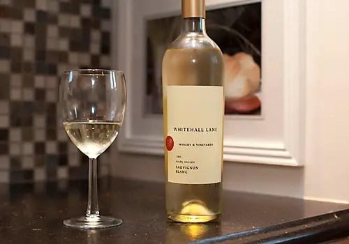 Whitehall Lane Sauvignon Blanc 2011