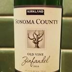 Kirkland old vine Zinfandel