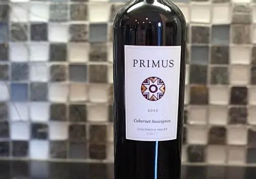 image of Primus Cabernet Sauvignon