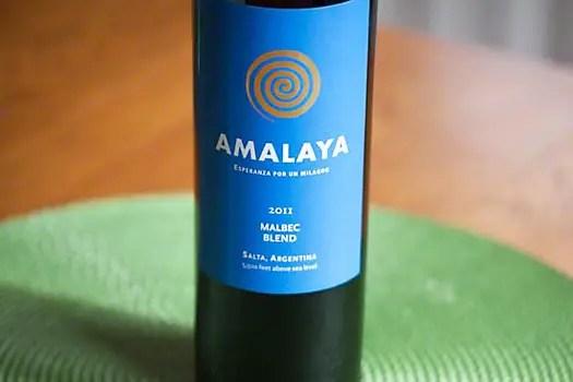 Amalaya Malbec 2011
