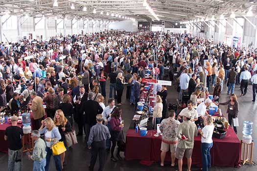 Family Winemakers at San Mateo Event Center