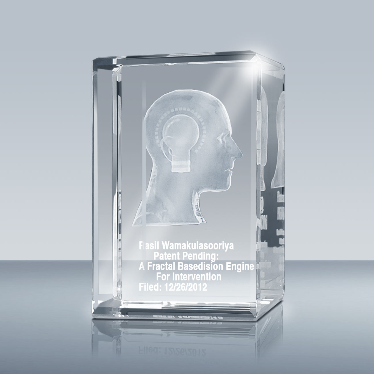 3d Crystal Gifts 3d Crystal Merit Award Goodcount 3d Crystal Etching Gift