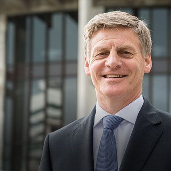 Bill English New Zealand The Global Vote Good Country