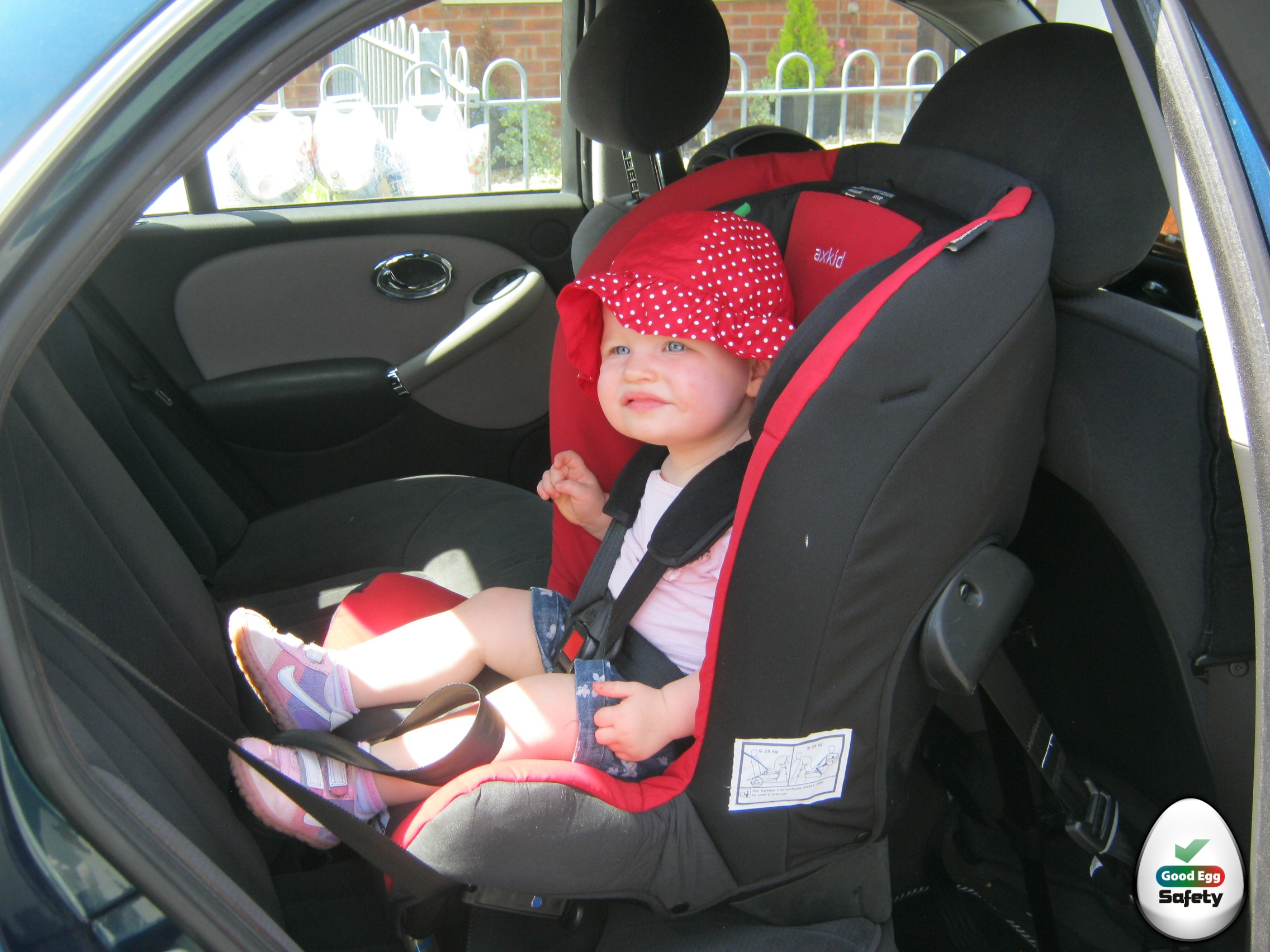 Britax Römer Trifix 2 I-size Review Good Egg Safety Good Egg Car Safety