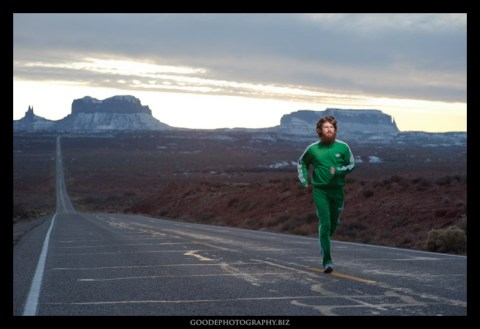 Monument Valley - Mile Marker 13 - Nikon D700 + 85mm f/1.4